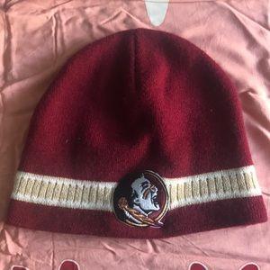 Collegiate headwear fsu beanie